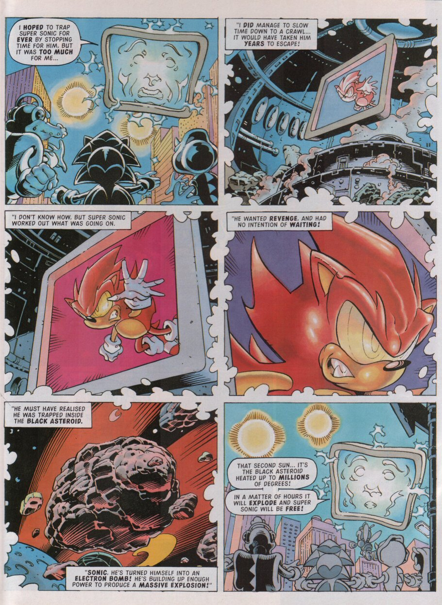 Sonic - The Comic Issue No. 098 Page 3