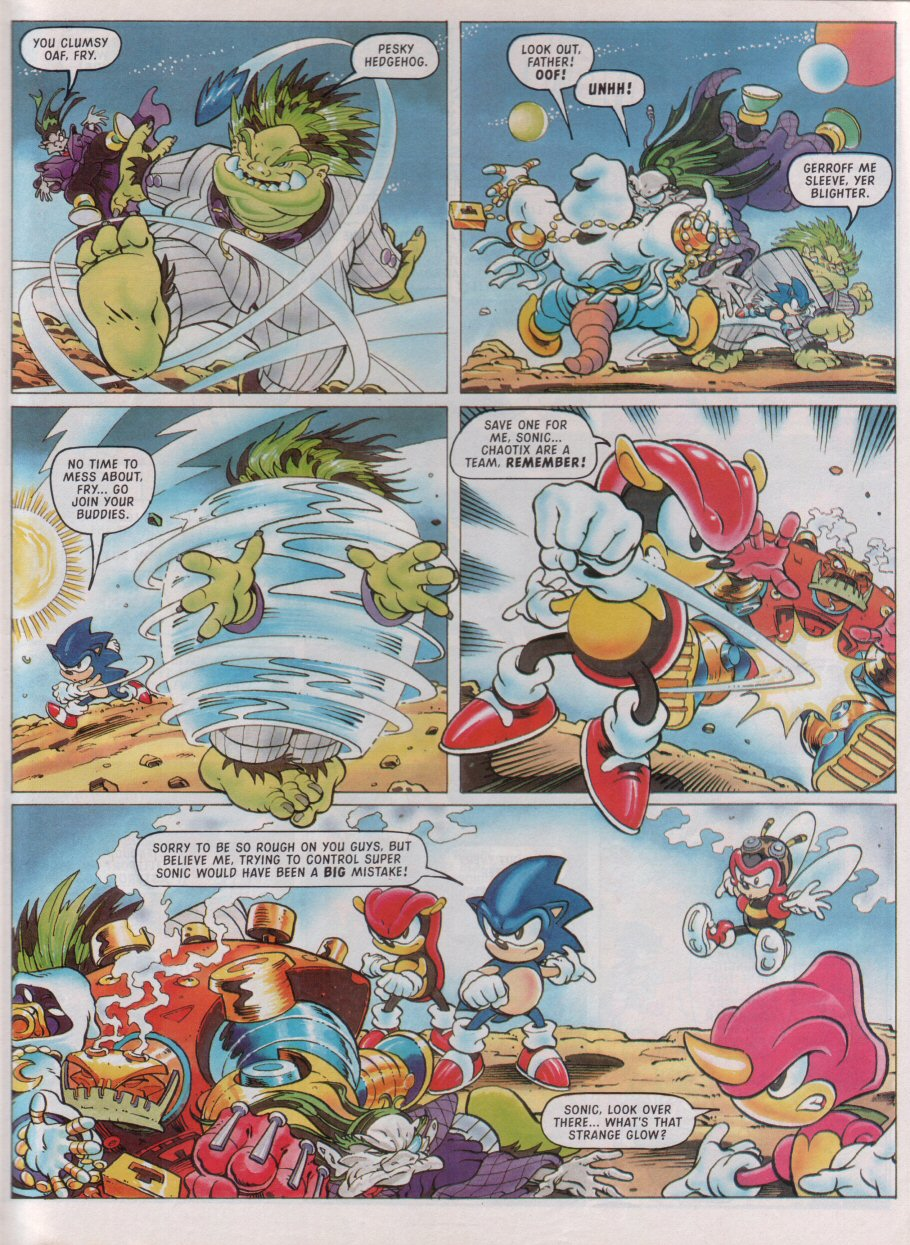 Sonic - The Comic Issue No. 099 Page 6