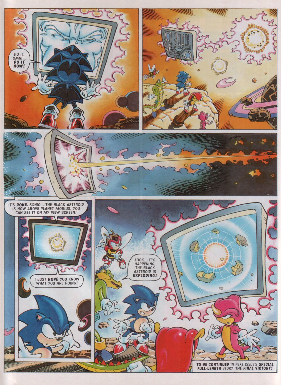 Sonic - The Comic Issue No. 099 Page 8