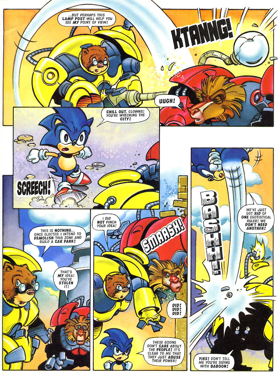 Sonic - The Comic Issue No. 101 Page 6