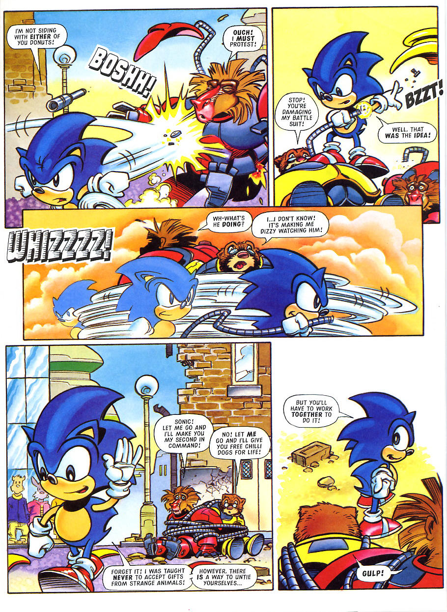 Sonic - The Comic Issue No. 101 Page 7