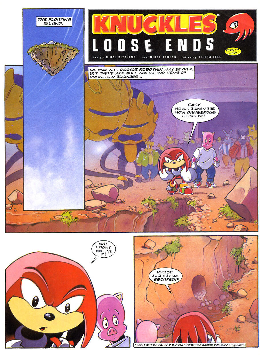 Sonic - The Comic Issue No. 101 Page 9