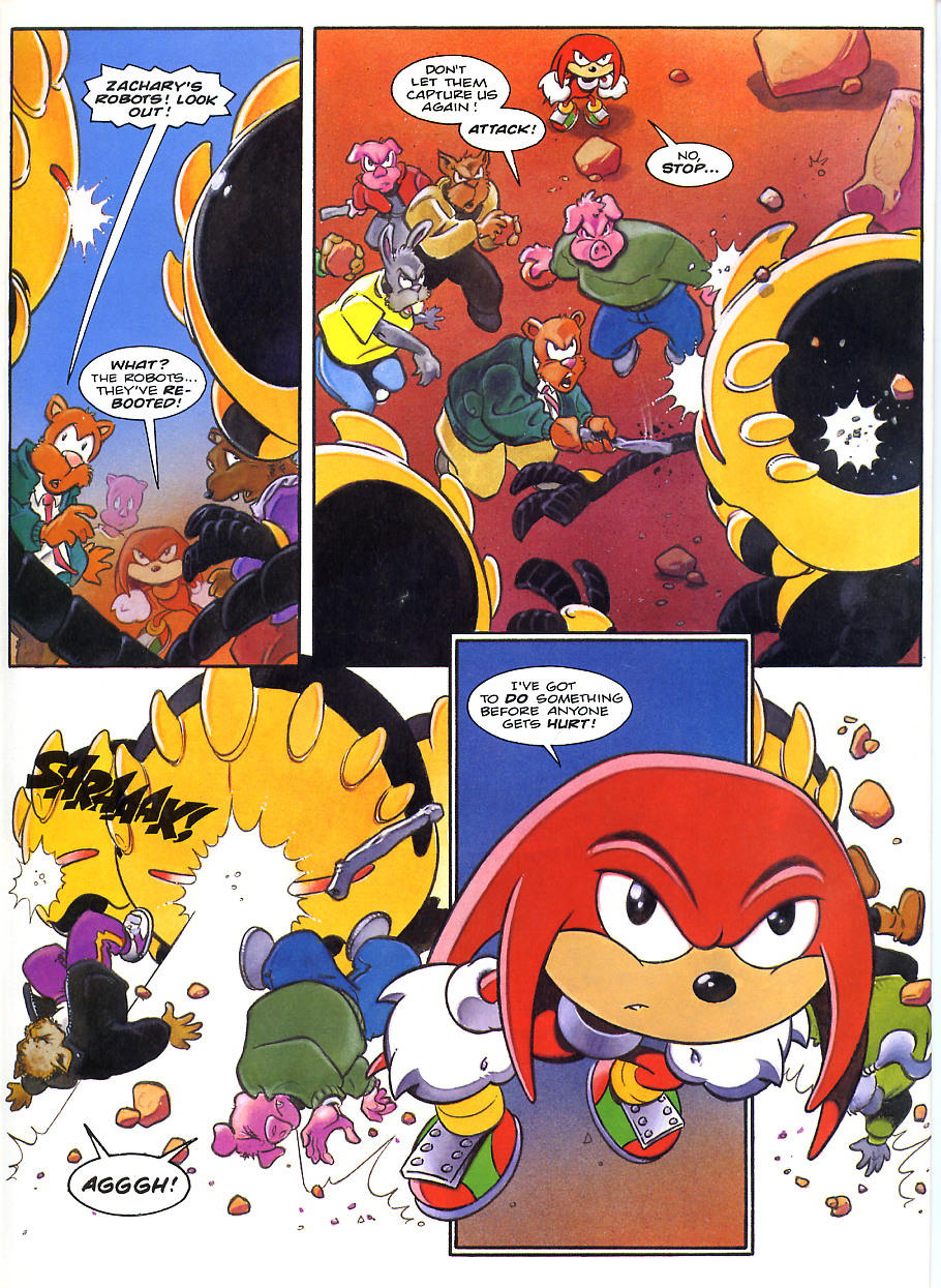 Sonic - The Comic Issue No. 101 Page 11