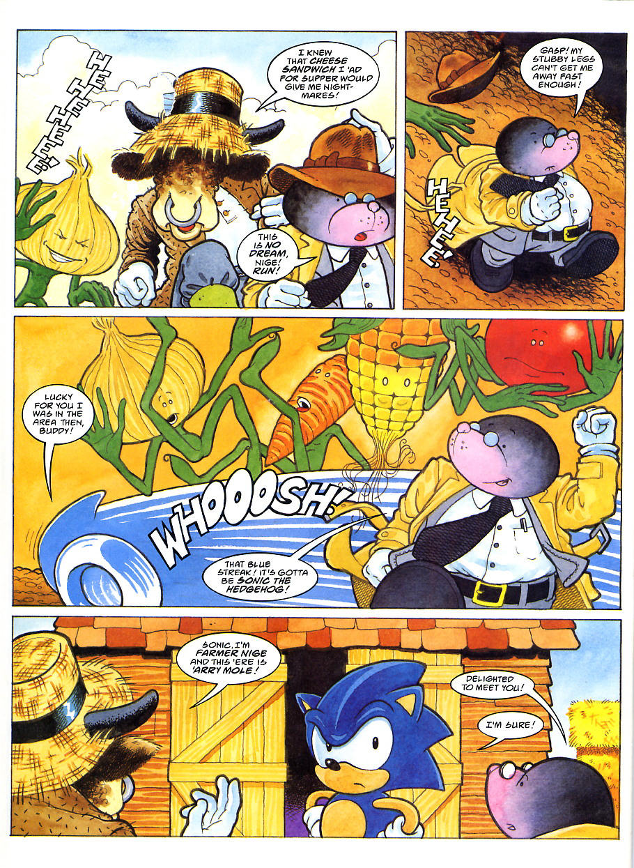 Sonic - The Comic Issue No. 101 Page 23