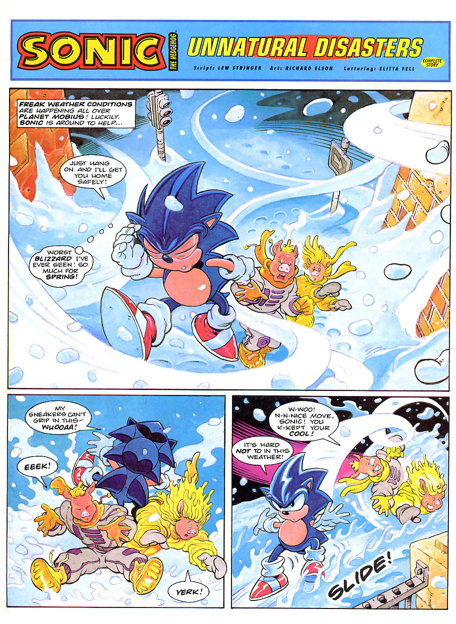Sonic - The Comic Issue No. 102 Page 2