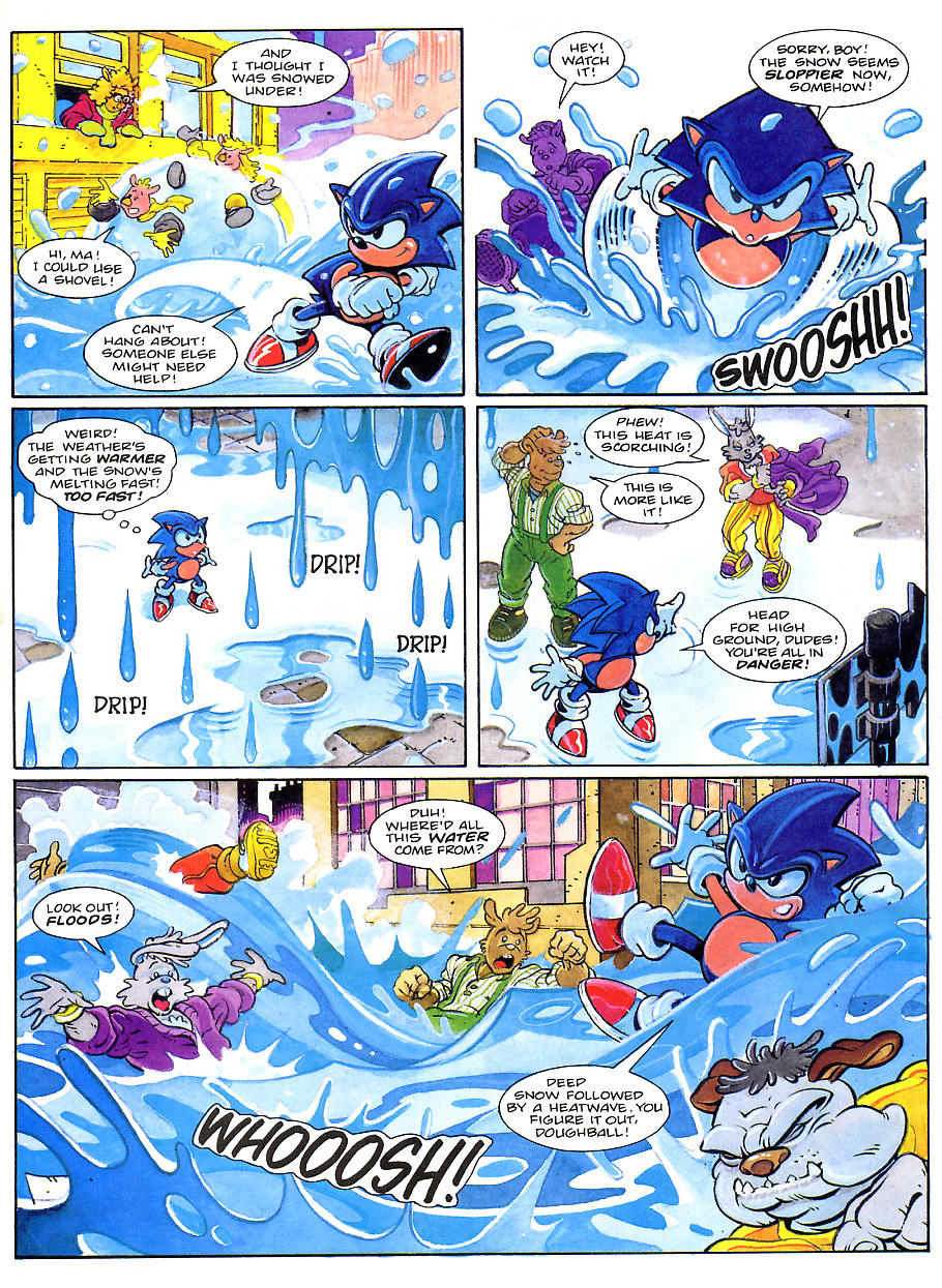 Sonic - The Comic Issue No. 102 Page 3