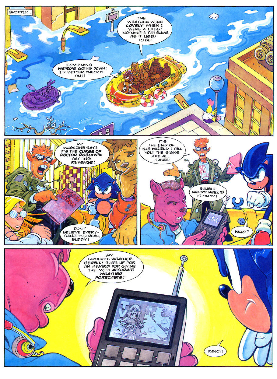 Sonic - The Comic Issue No. 102 Page 4