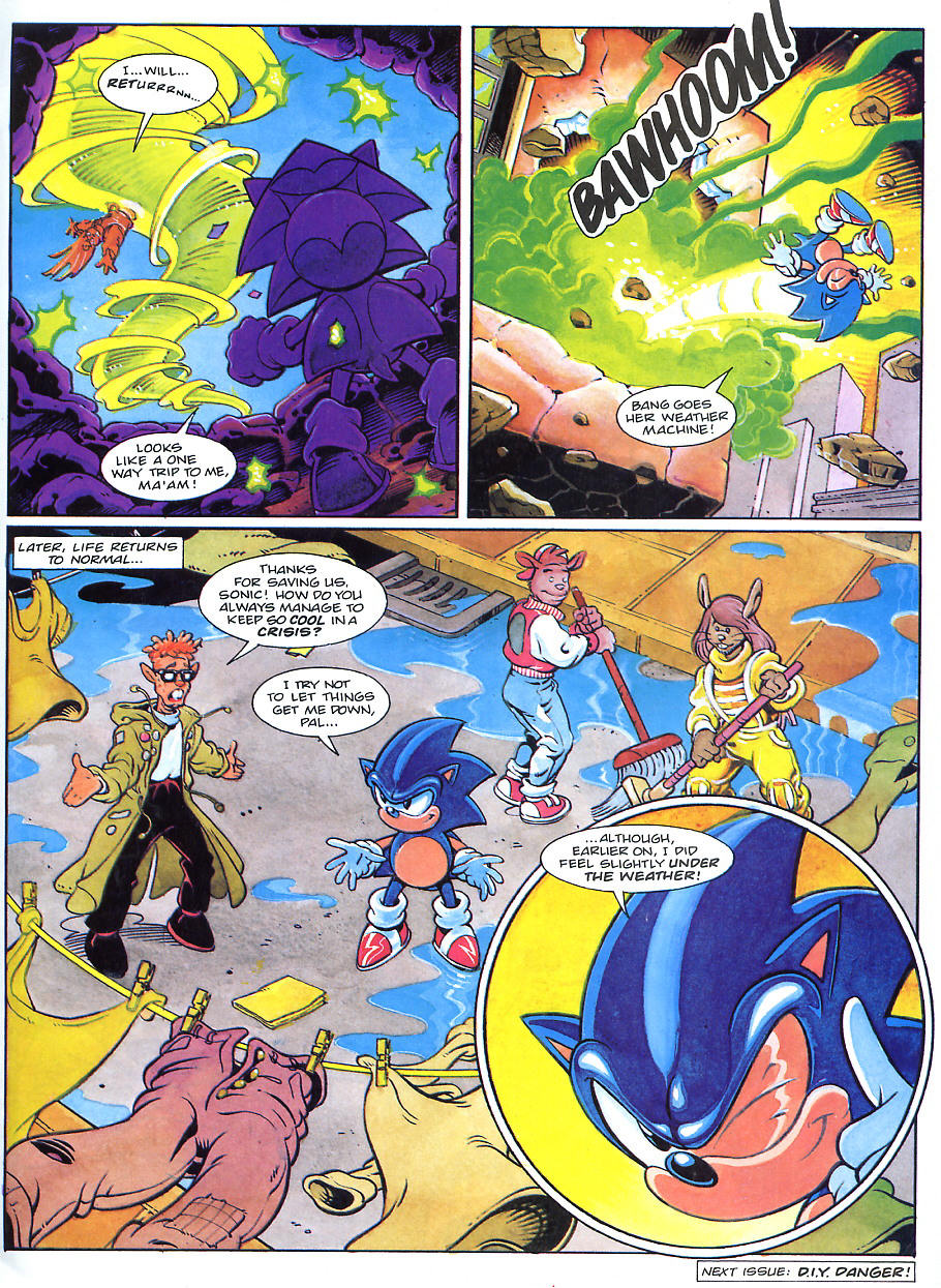 Sonic - The Comic Issue No. 102 Page 8