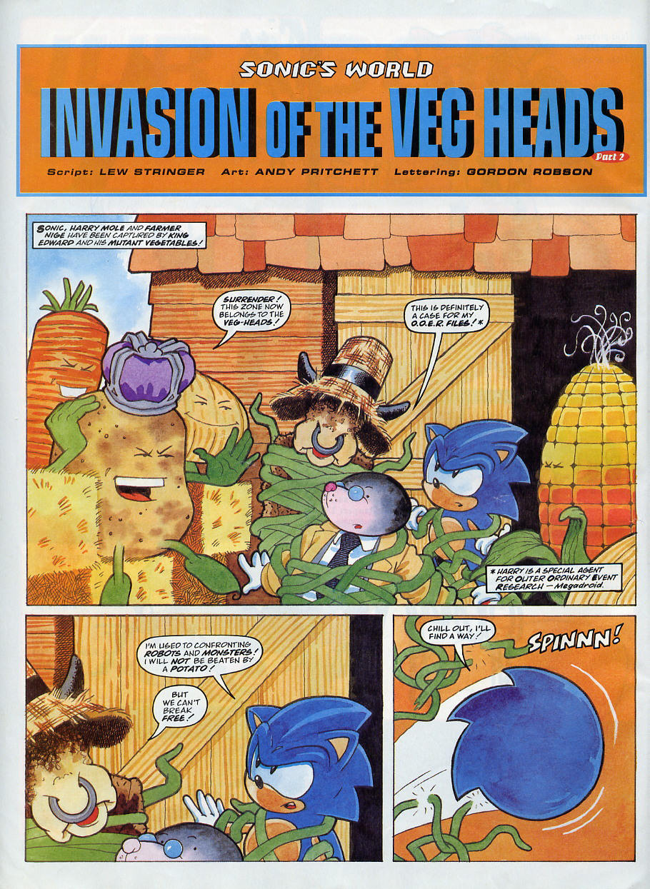 Sonic - The Comic Issue No. 102 Page 21
