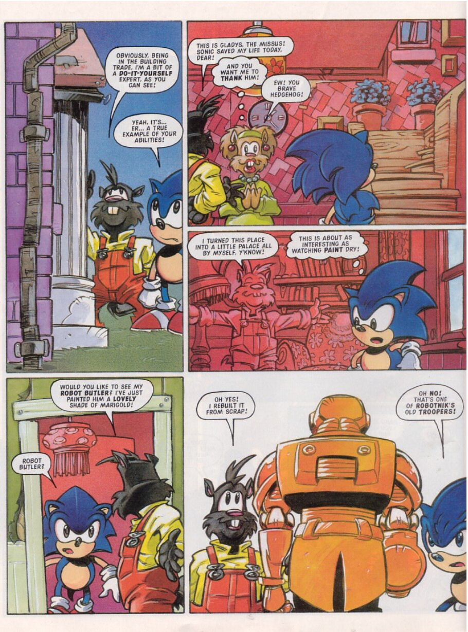 Sonic - The Comic Issue No. 103 Page 5