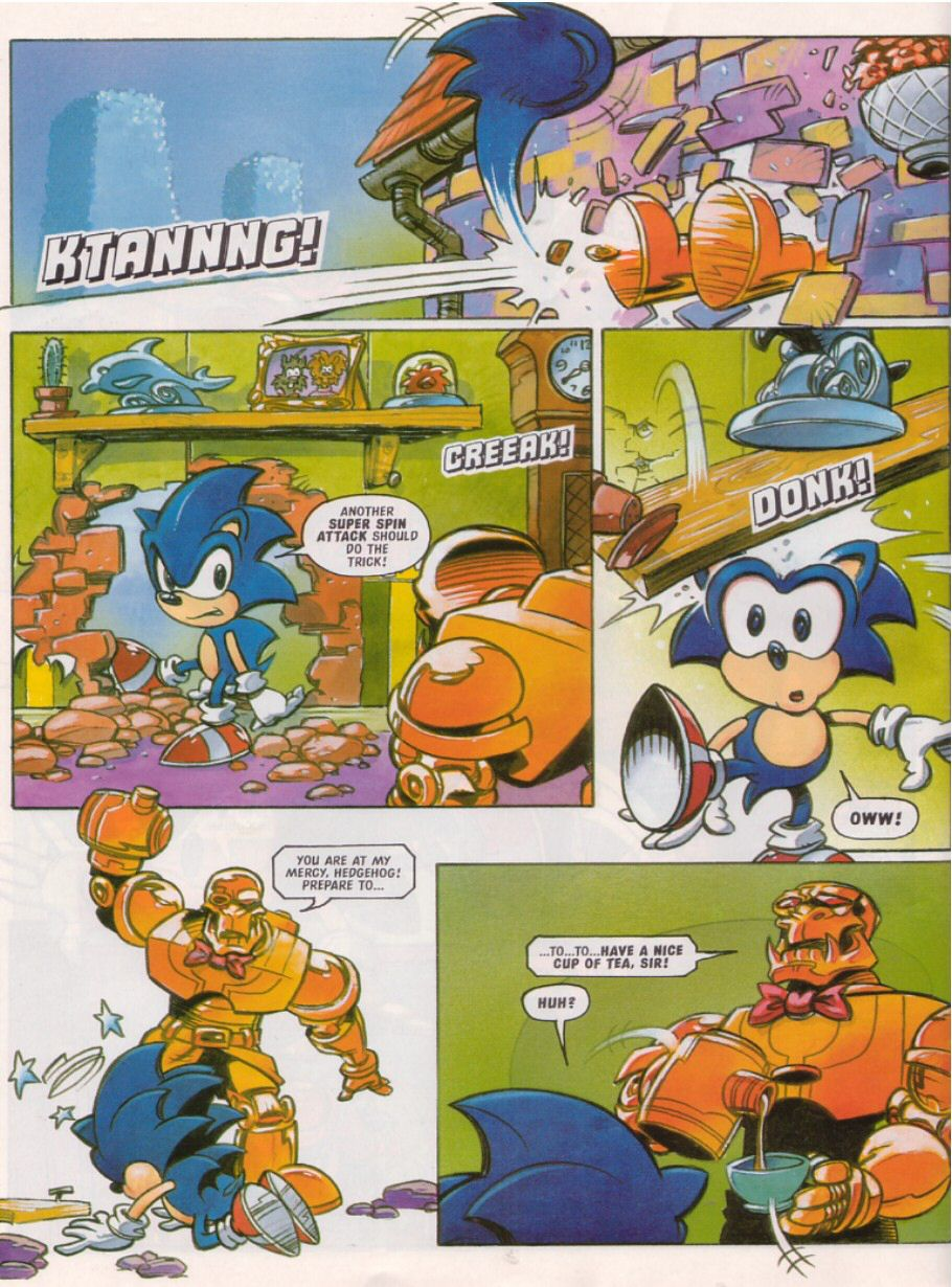 Sonic - The Comic Issue No. 103 Page 7