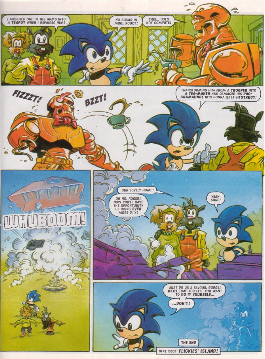 Sonic - The Comic Issue No. 103 Page 8