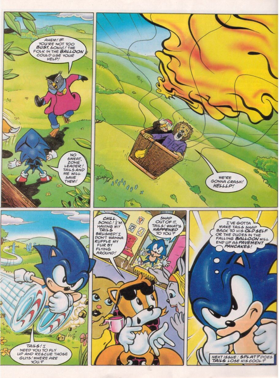 Sonic - The Comic Issue No. 103 Page 25