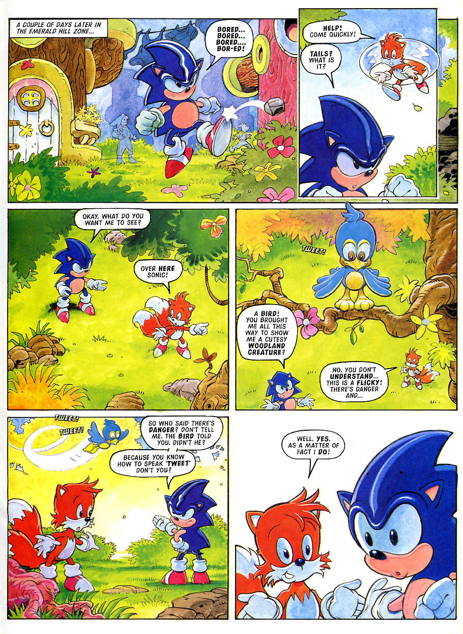 Sonic - The Comic Issue No. 104 Page 6