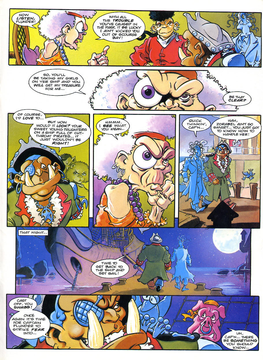 Sonic - The Comic Issue No. 104 Page 12