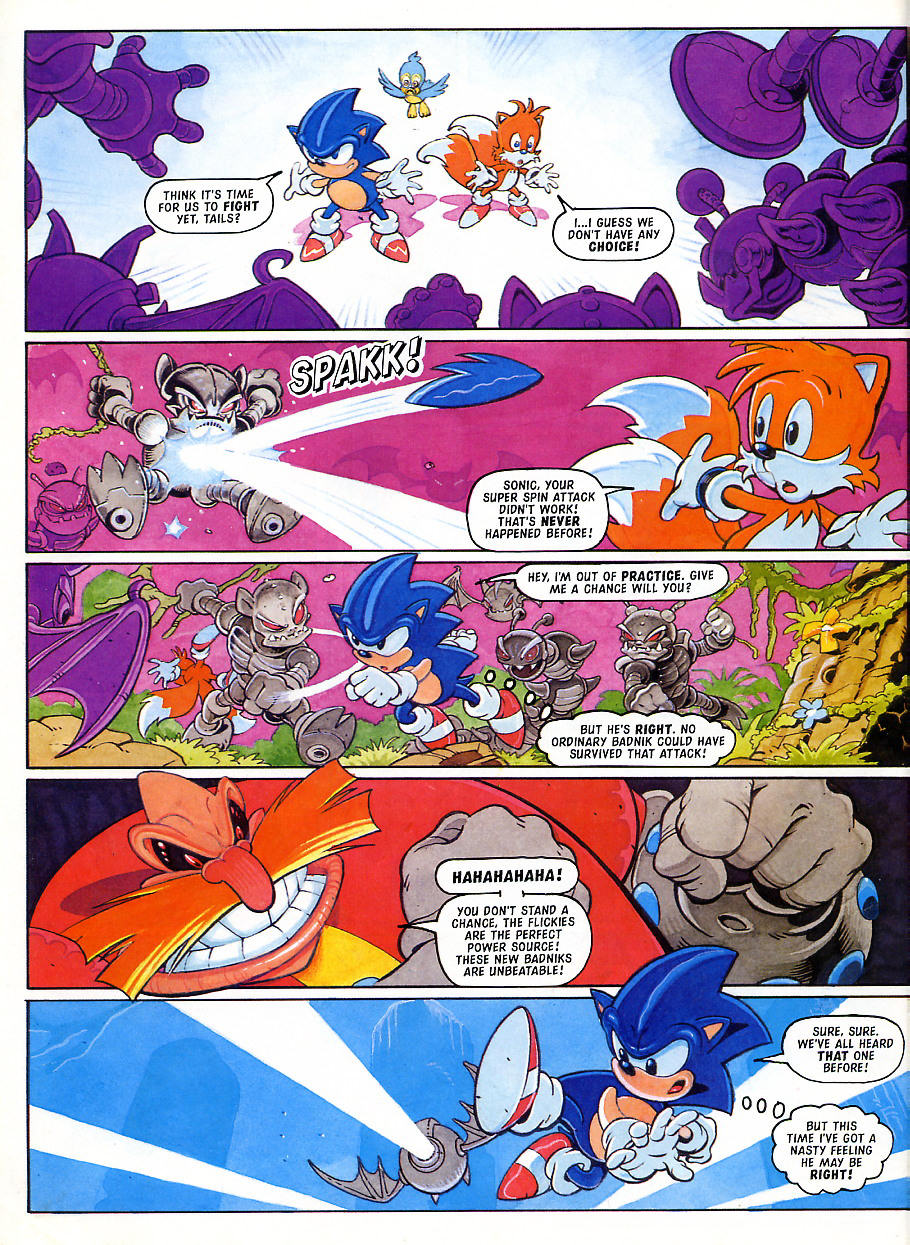 Sonic - The Comic Issue No. 105 Page 7