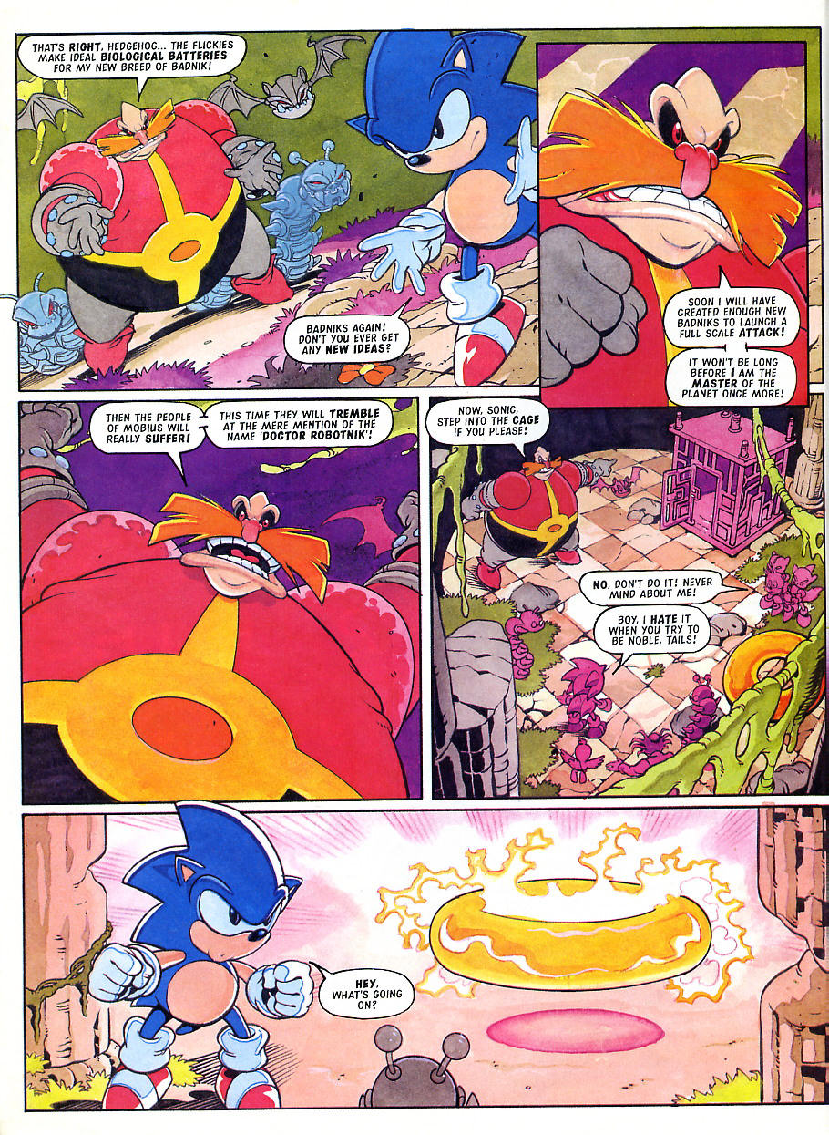 Sonic - The Comic Issue No. 106 Page 3