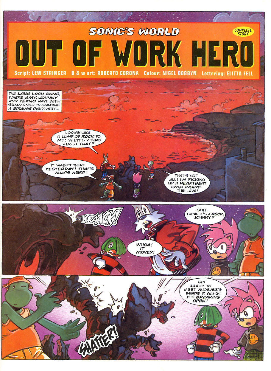 Sonic - The Comic Issue No. 106 Page 15