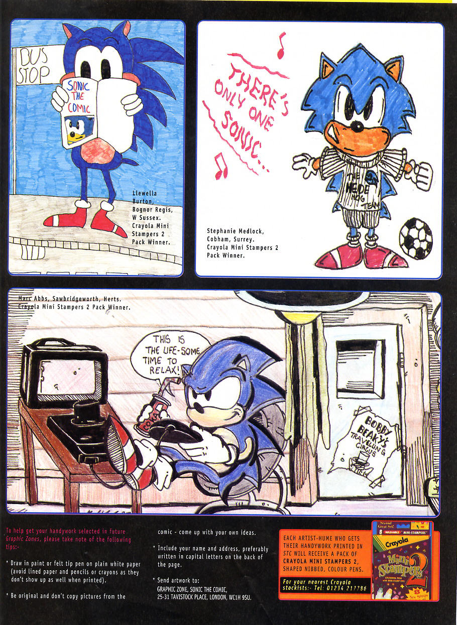Sonic - The Comic Issue No. 106 Page 21