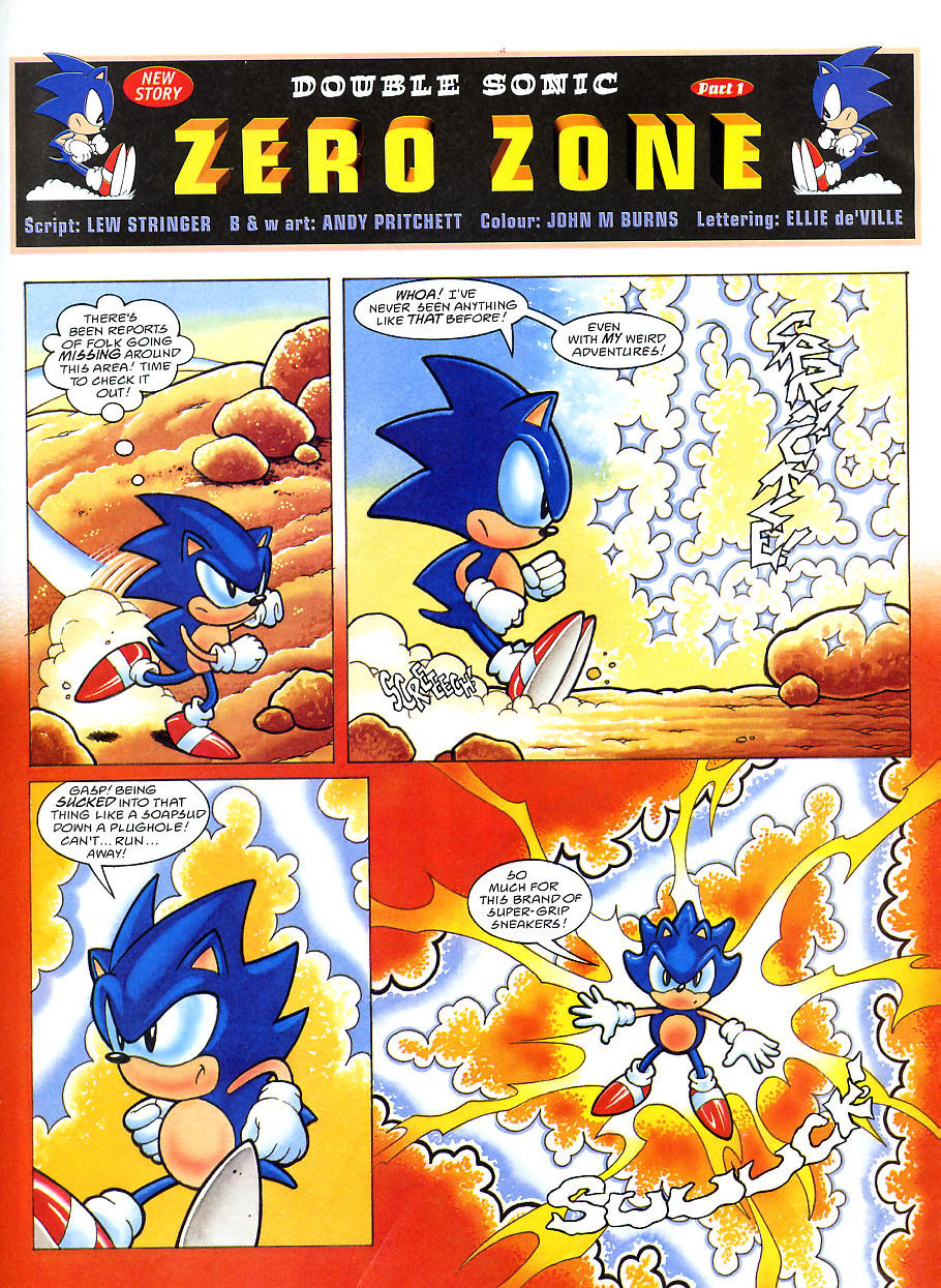 Sonic - The Comic Issue No. 106 Page 22