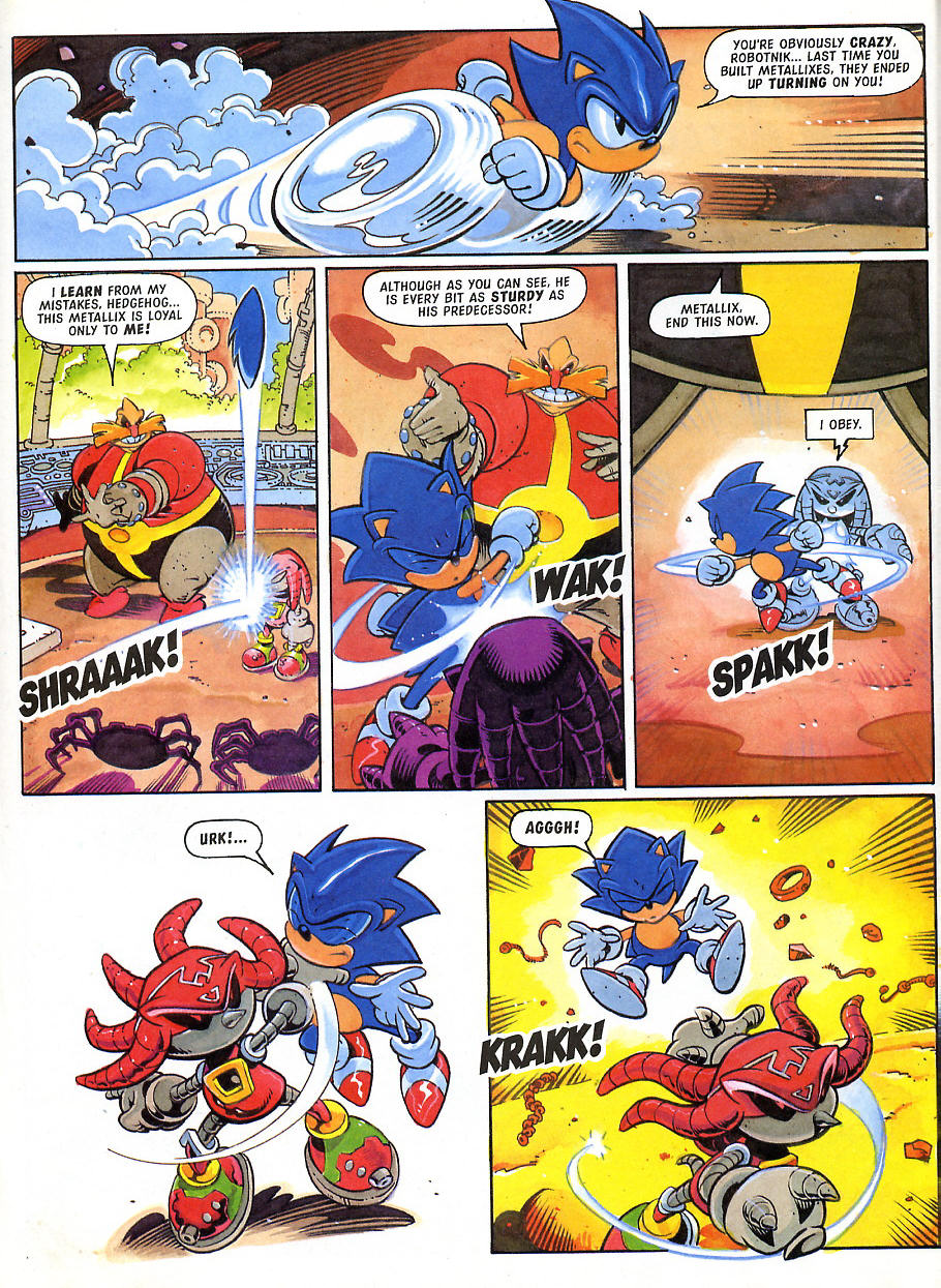 Sonic - The Comic Issue No. 108 Page 7