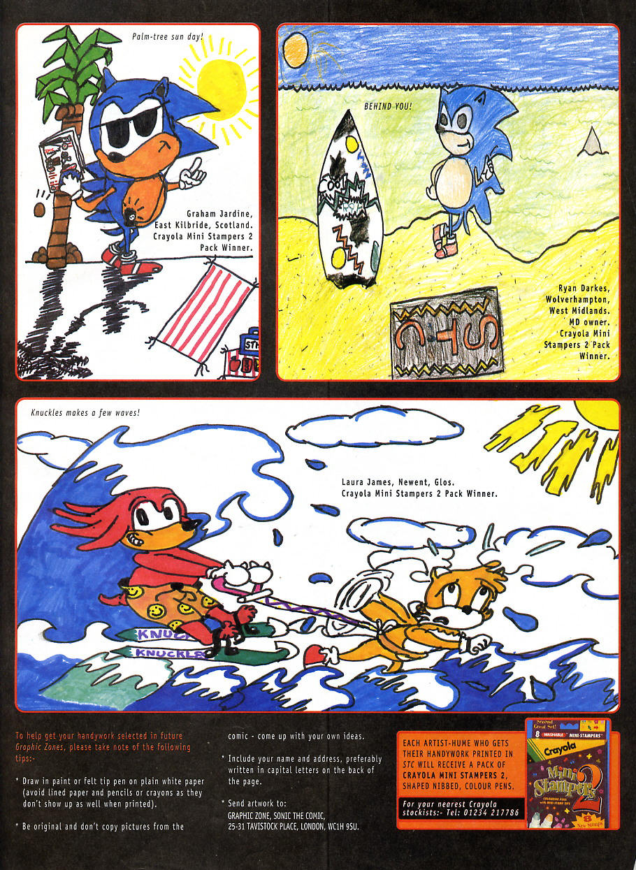 Sonic - The Comic Issue No. 108 Page 21