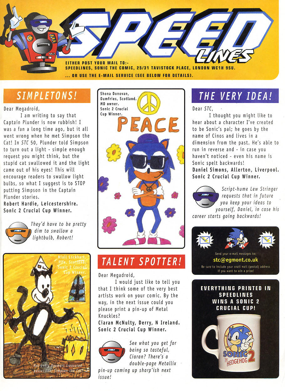 Sonic - The Comic Issue No. 108 Page 27