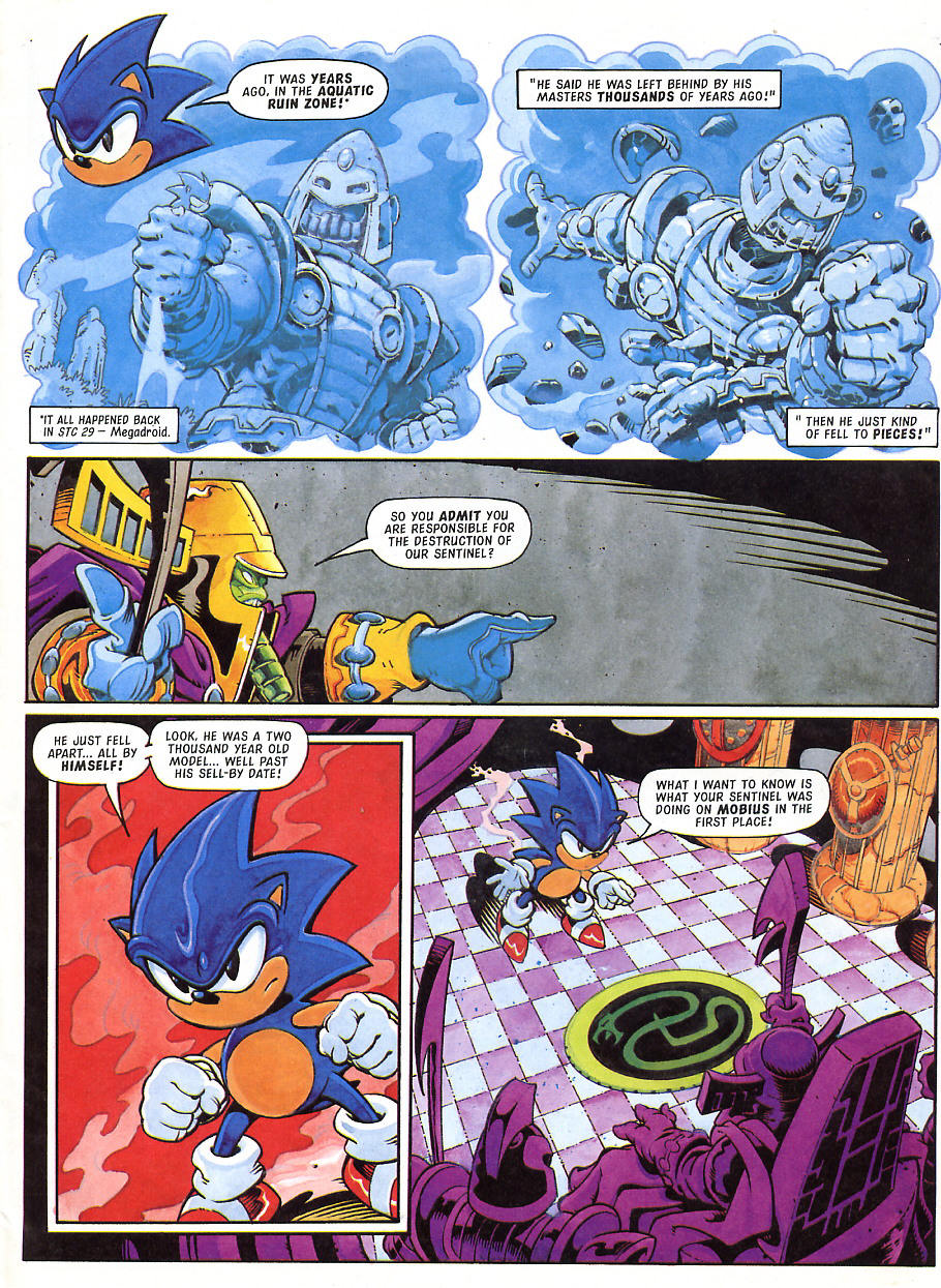 Sonic - The Comic Issue No. 109 Page 4