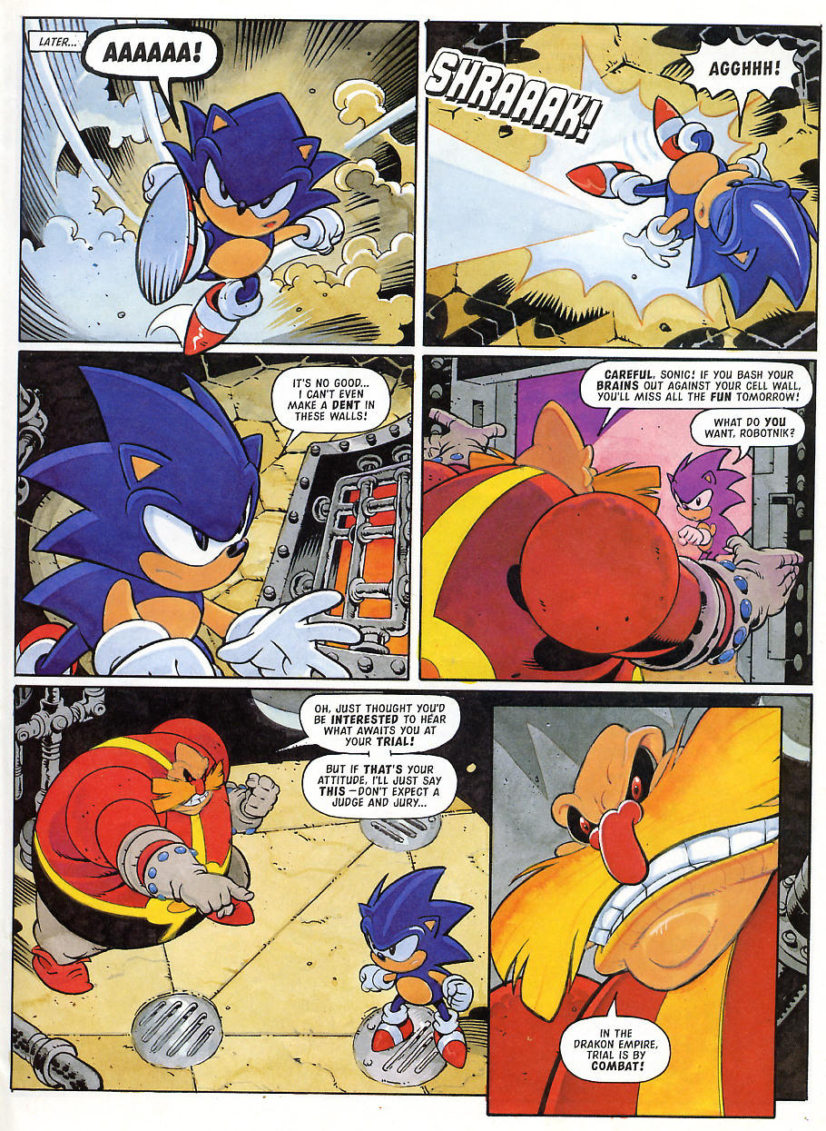 Sonic - The Comic Issue No. 109 Page 6