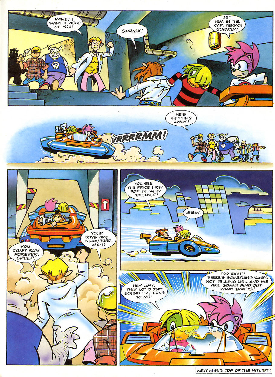 Sonic - The Comic Issue No. 109 Page 26