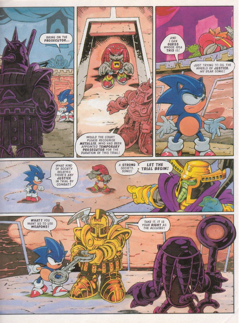Sonic - The Comic Issue No. 110 Page 4