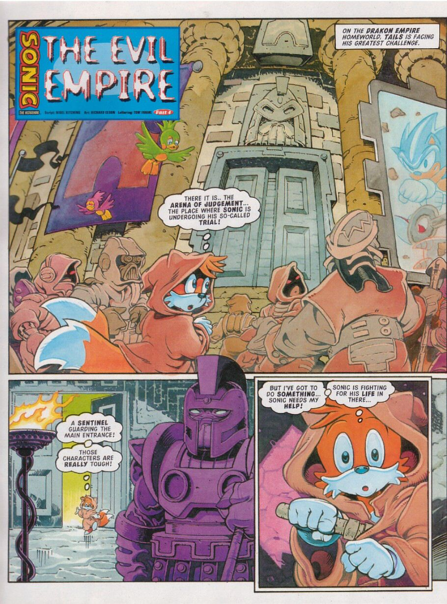 Sonic - The Comic Issue No. 111 Page 2
