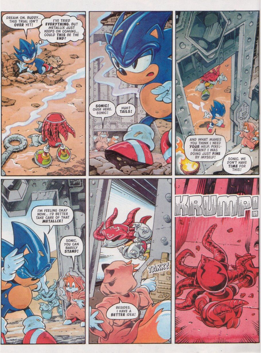 Sonic - The Comic Issue No. 111 Page 5