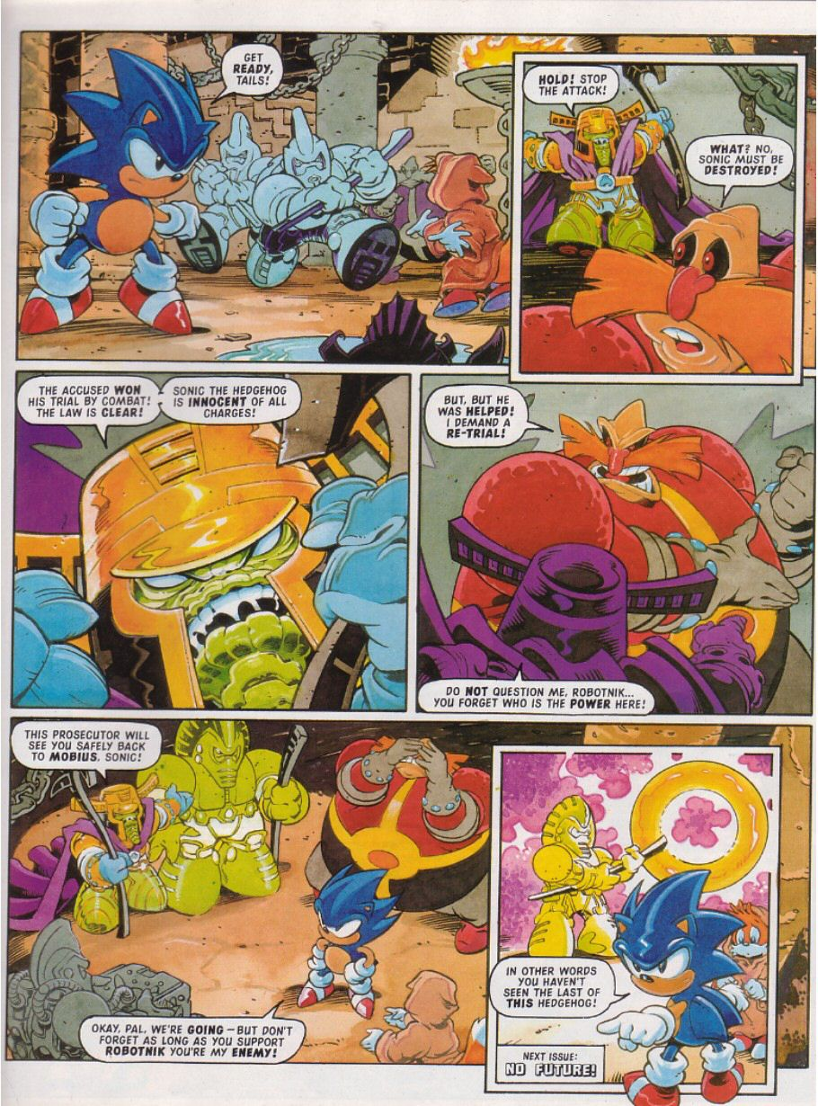 Sonic - The Comic Issue No. 111 Page 8