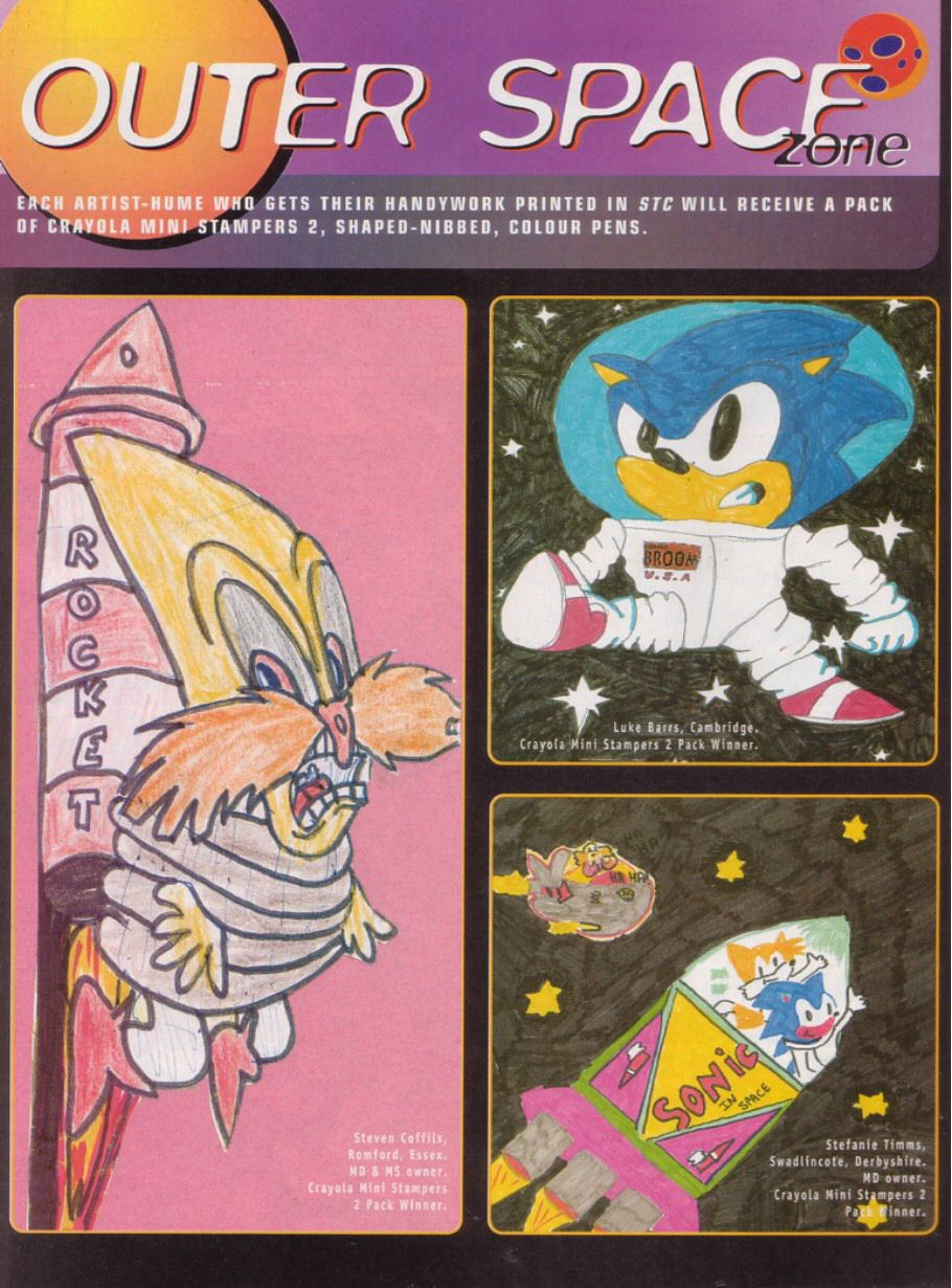 Sonic - The Comic Issue No. 111 Page 20