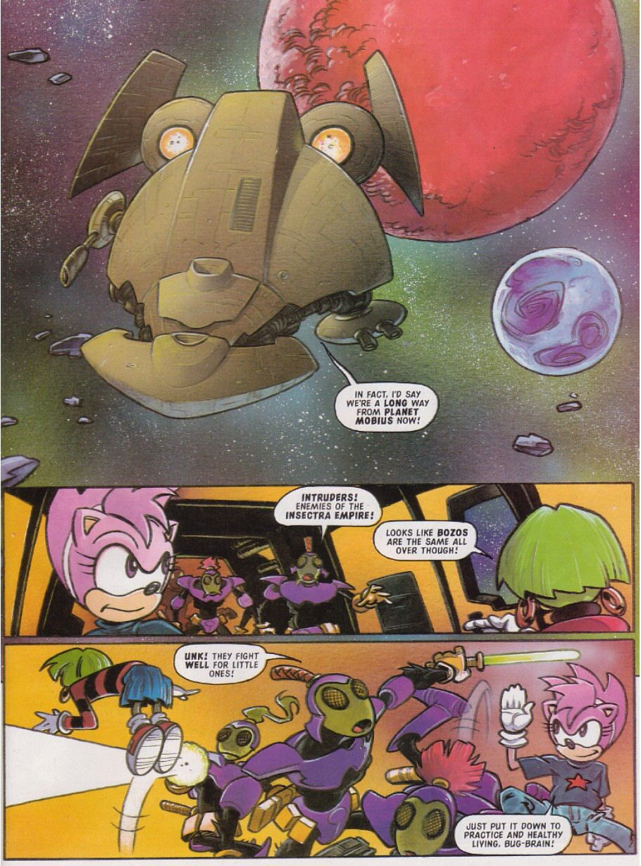 Sonic - The Comic Issue No. 111 Page 25