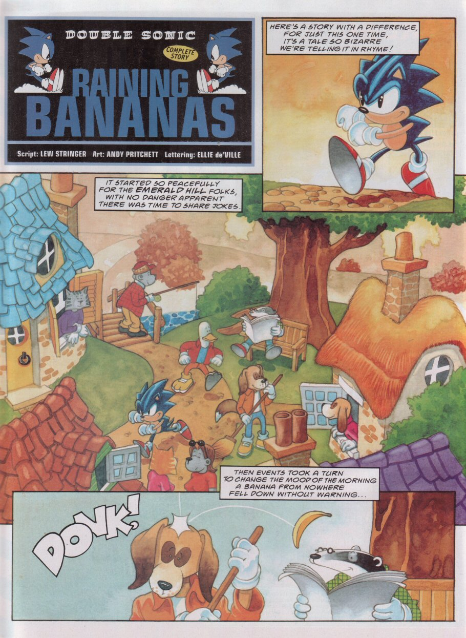 Sonic - The Comic Issue No. 112 Page 15