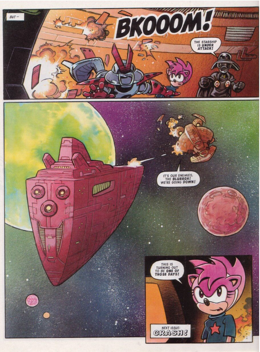 Sonic - The Comic Issue No. 112 Page 26