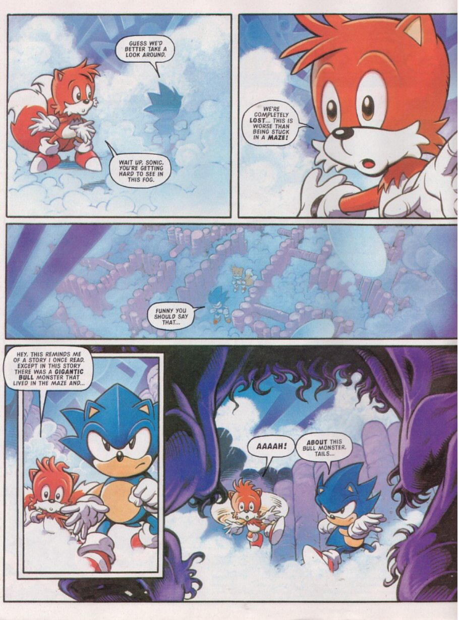 Sonic - The Comic Issue No. 113 Page 3
