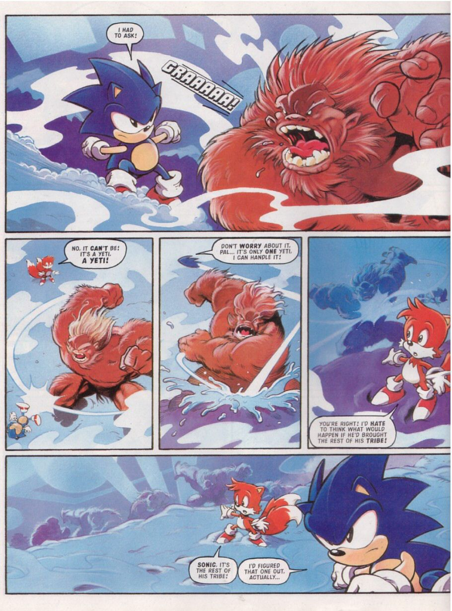 Sonic - The Comic Issue No. 113 Page 5