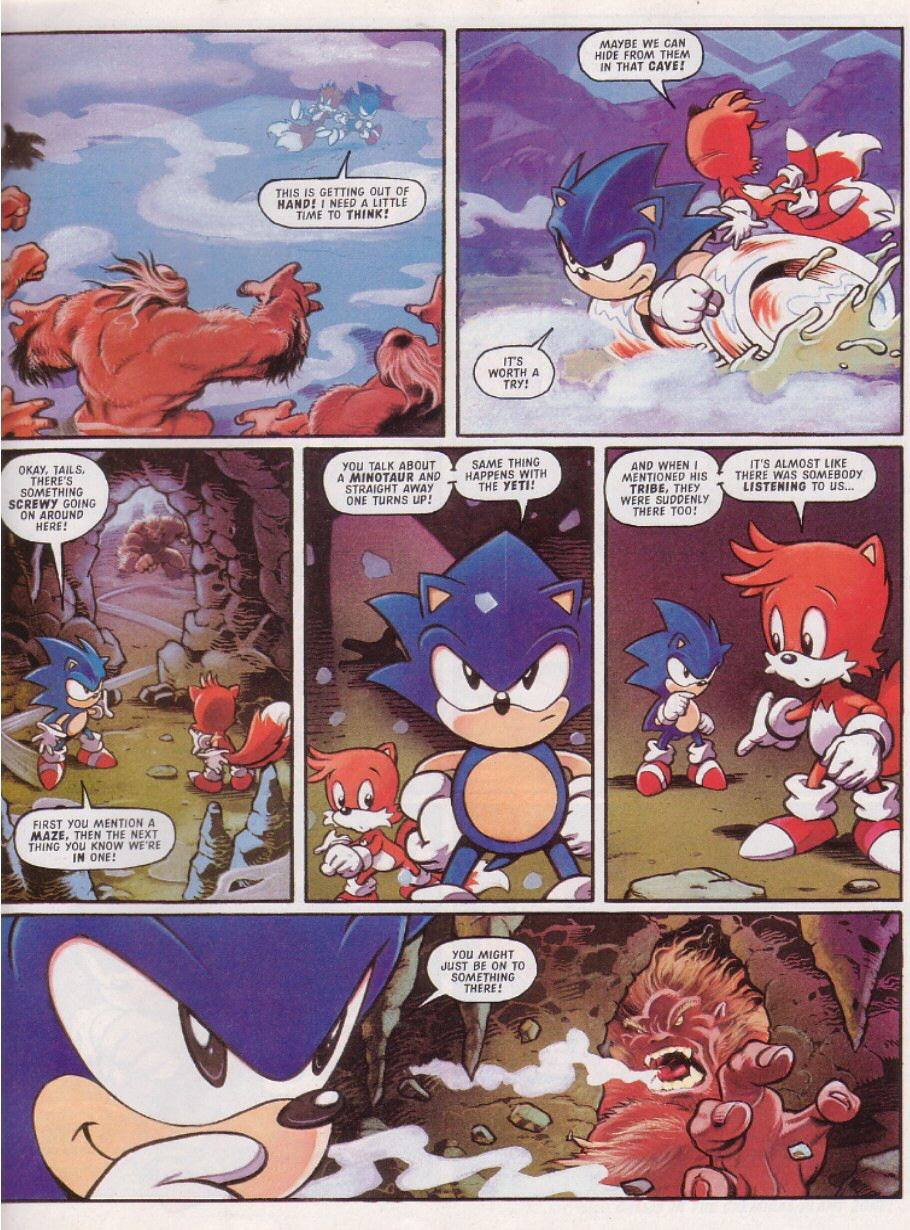 Sonic - The Comic Issue No. 113 Page 6
