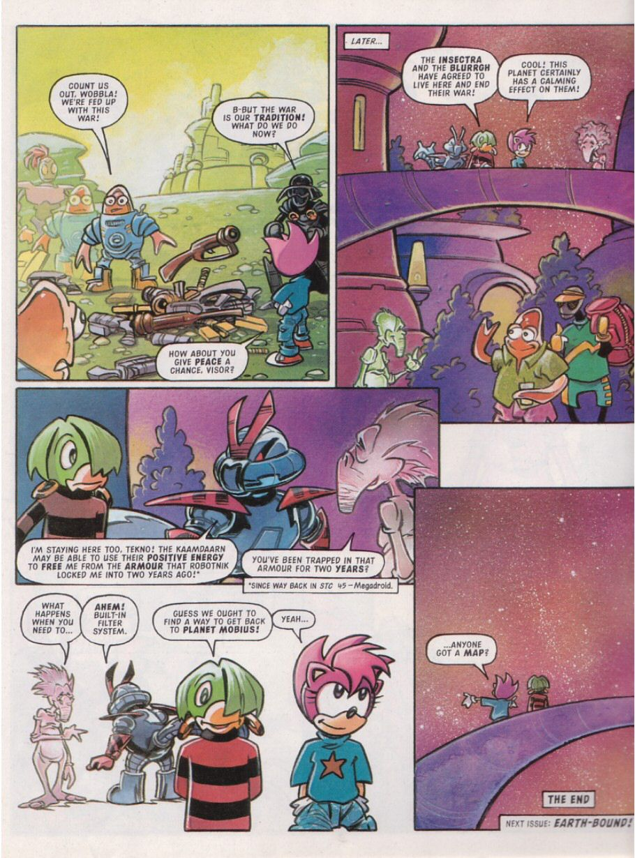 Sonic - The Comic Issue No. 113 Page 26