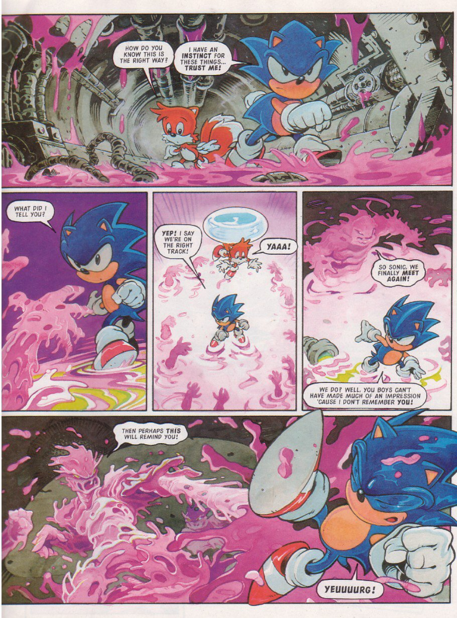 Sonic - The Comic Issue No. 114 Page 6