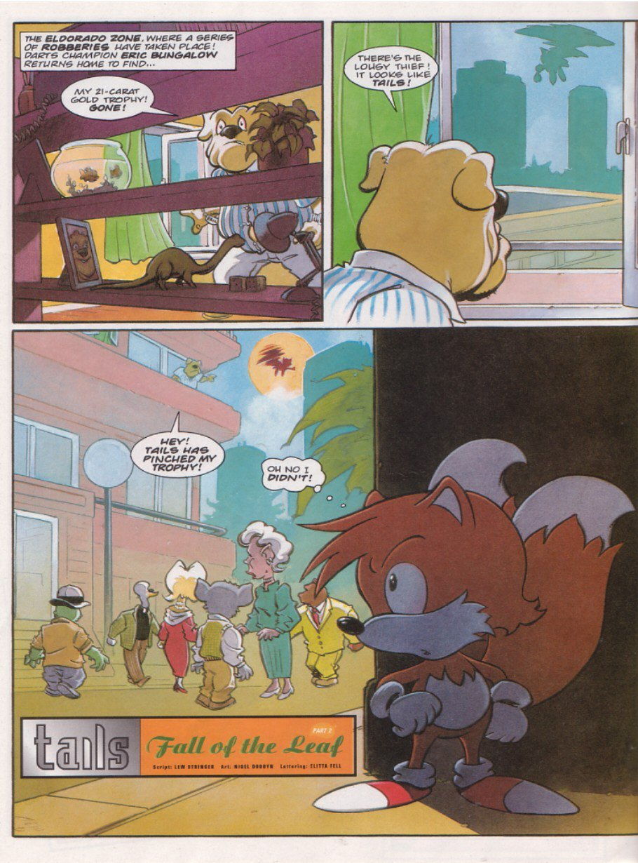 Sonic - The Comic Issue No. 114 Page 9