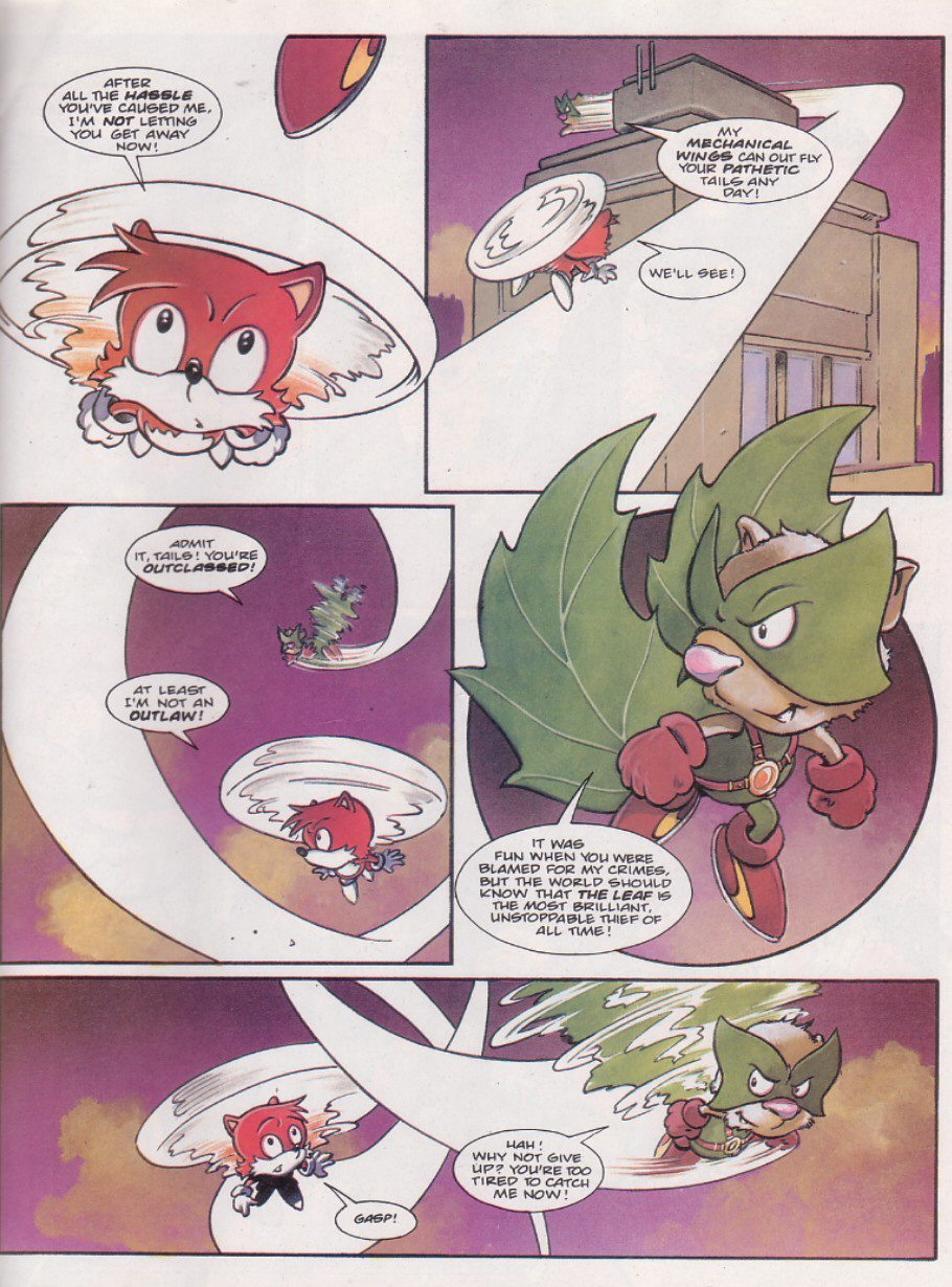 Sonic - The Comic Issue No. 114 Page 12