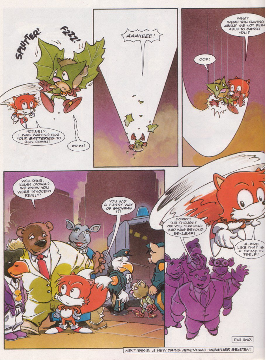 Sonic - The Comic Issue No. 114 Page 13