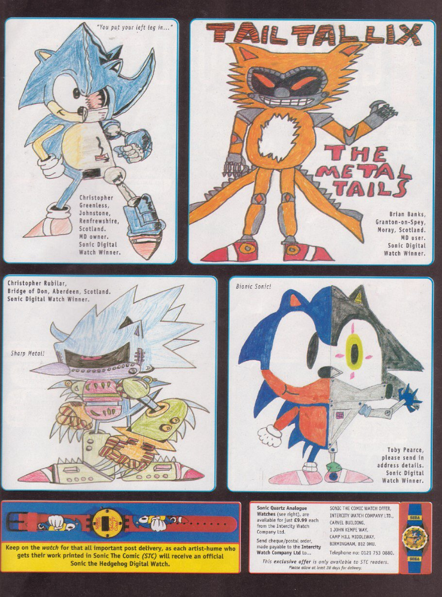 Sonic - The Comic Issue No. 114 Page 21