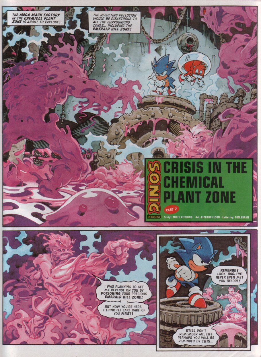 Sonic - The Comic Issue No. 115 Page 2