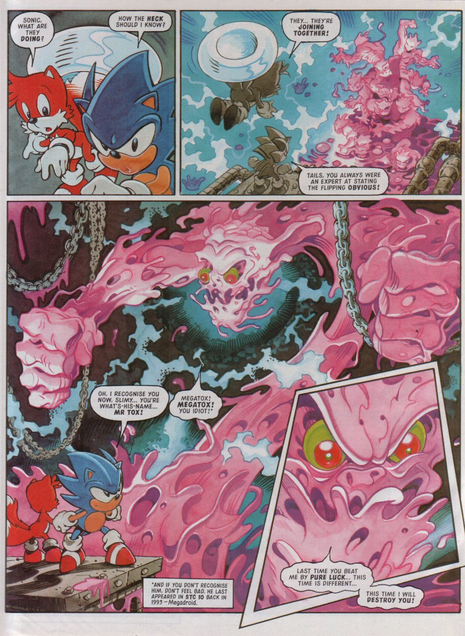 Sonic - The Comic Issue No. 115 Page 3