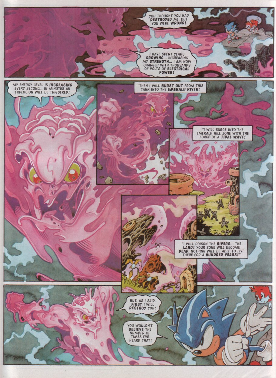 Sonic - The Comic Issue No. 115 Page 4